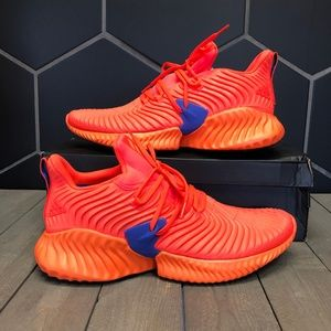 Adidas Alphabounce Instinct Hi-Res Orange Shoes